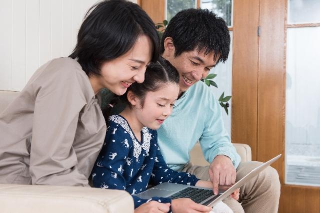 家庭におけるインターネットリテラシー