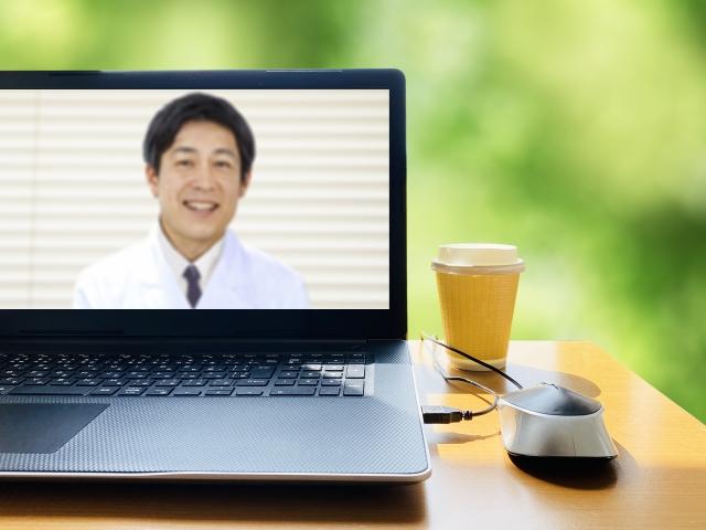 診察もネットで、注目の「オンライン診療」